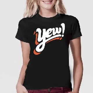 Yewonline.com t shirts are now available!