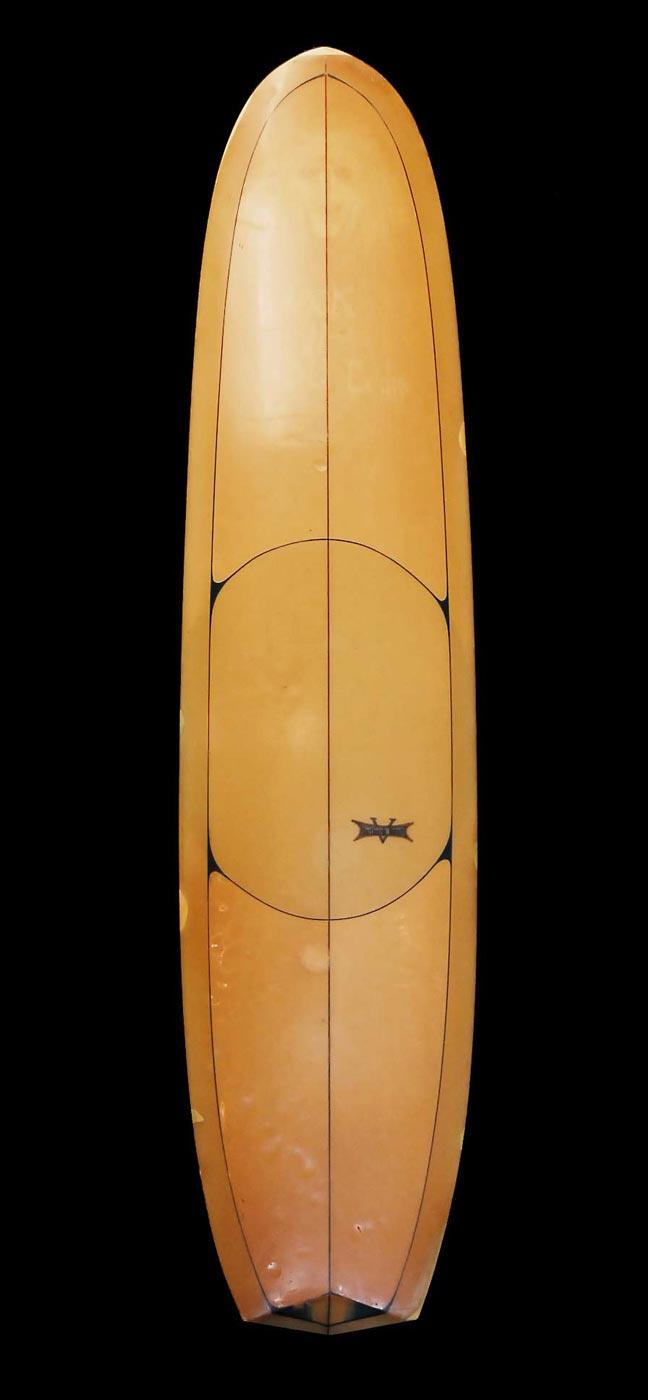 1967 Surfboards Hawaii V Bottom