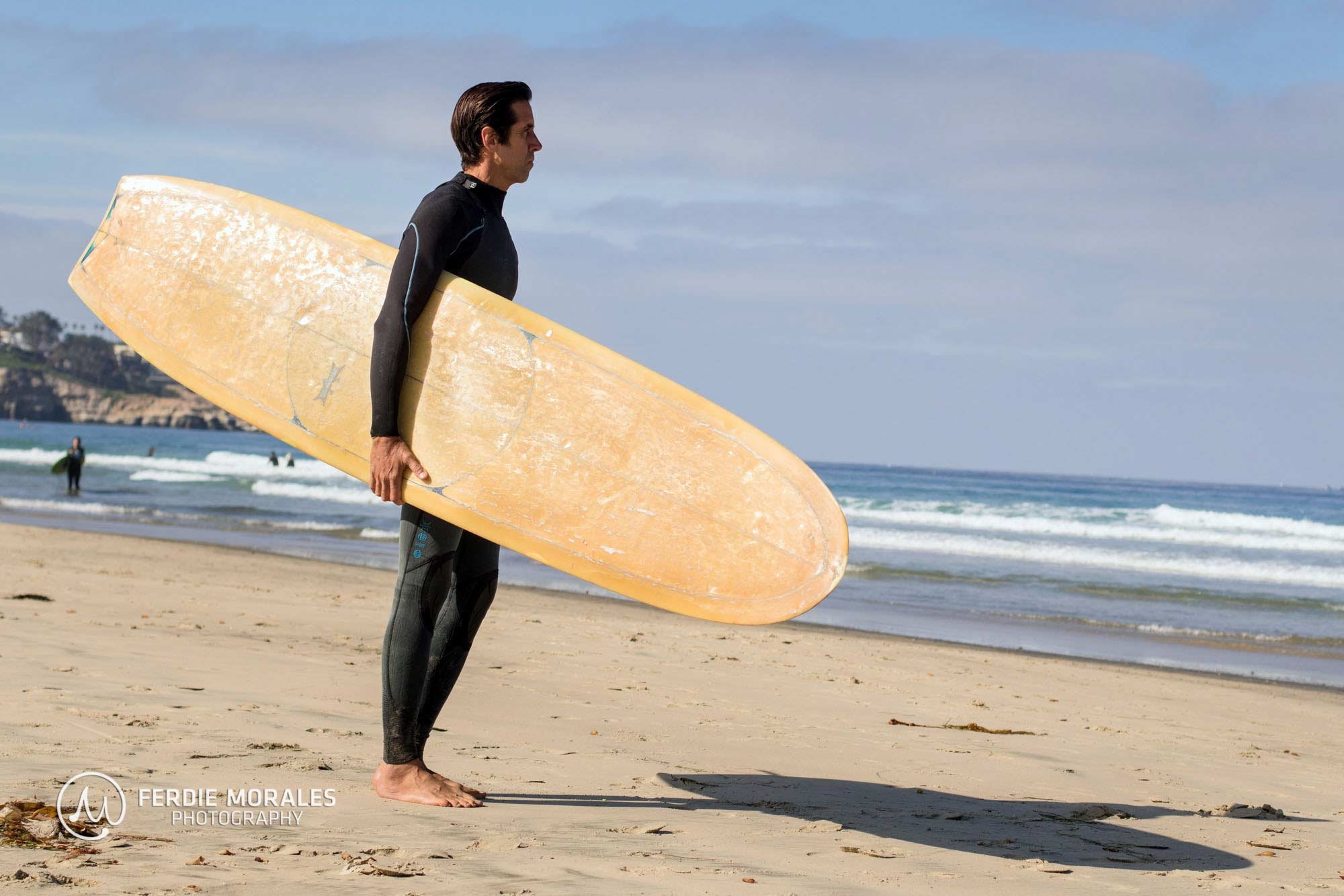 La Jolla Shores session with Ferdie